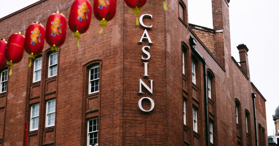 Noțiuni introductive la un cazinou mobil