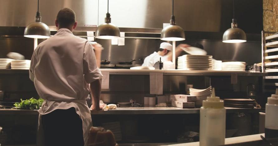Atenție Chefi! - NetEnt îl lansează pe Gordon Ramsay Hell's Kitchen