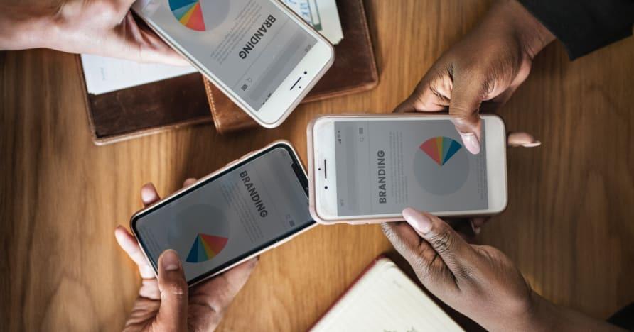Avantajele aplicațiilor de cazinou mobil
