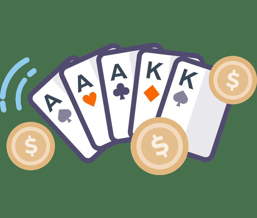 Jucați Poker Online -Top 55 Cazino Mobiluri care plătesc cel mai bine 2021