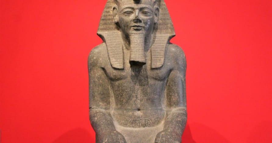 Cartea Ramses: seria de sloturi populare a lui Casumo
