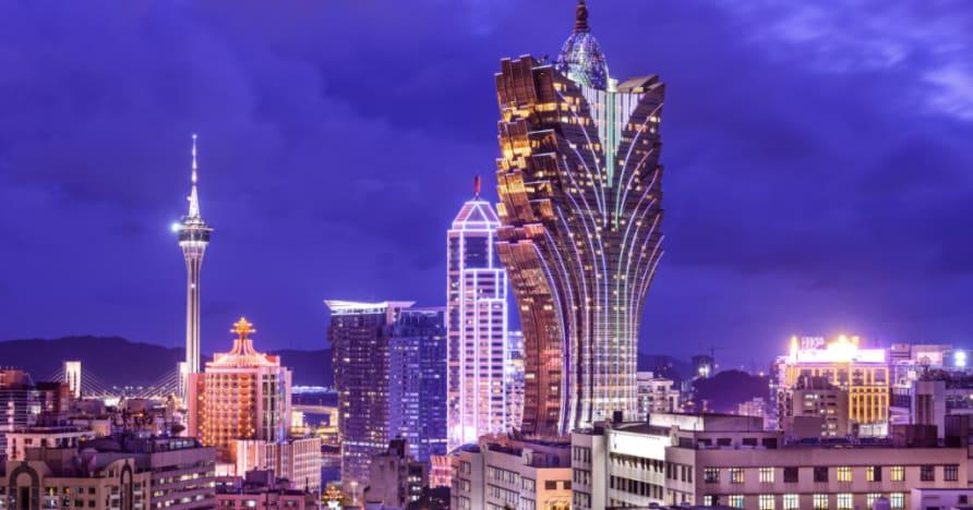 Mergeți într-o excursie în est cu domnul Betsoft, Mr. Macau