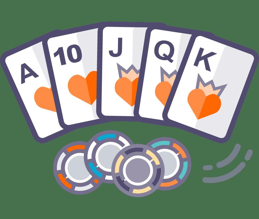 Jucați Texas Holdem Online -Top 25 Cazino Mobiluri care plătesc cel mai bine 2021