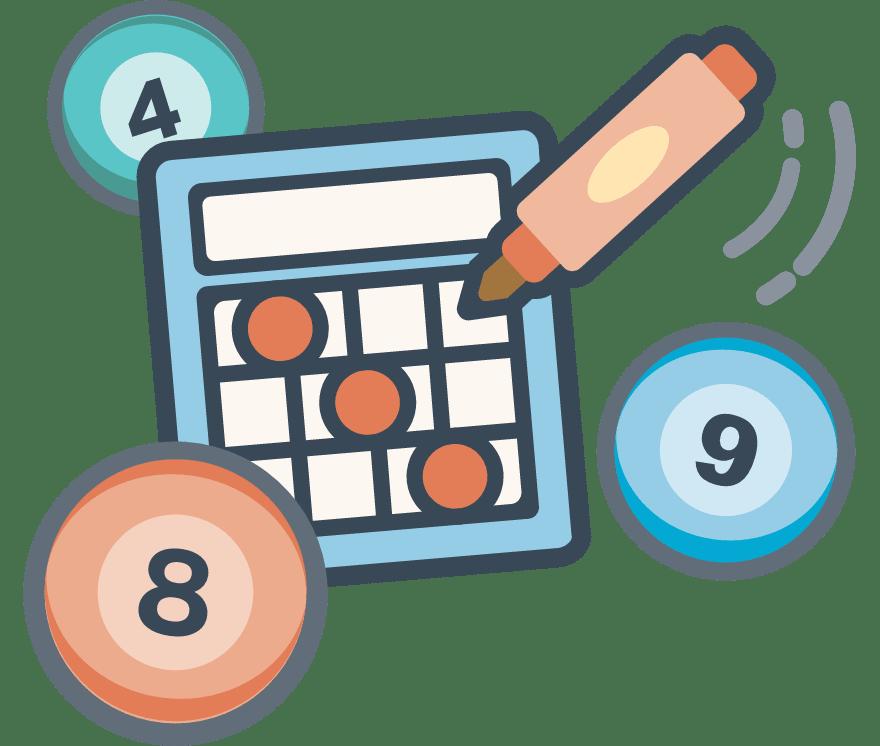 Jucați Bingo Online -Top 27 Cazino Mobiluri care plătesc cel mai bine 2021
